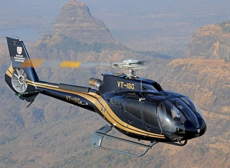 With Blade choppers, cut the jam, fly from Mumbai to Pune in 45 minutes