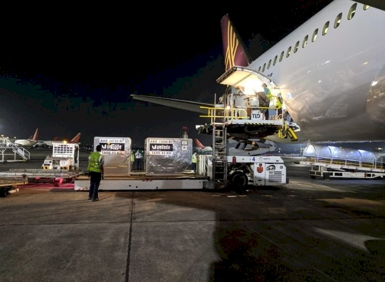 Covid-19 slump steadily reversing in air cargo business; India a strong performer