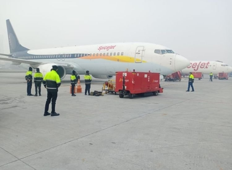 Operation Covid vaccine: SpiceJet carries corona-killer to Delhi, mega inoculation drive kicks off