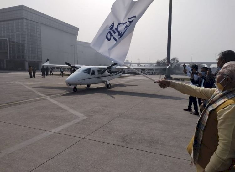 After seaplanes, air taxi services take UDAN in India