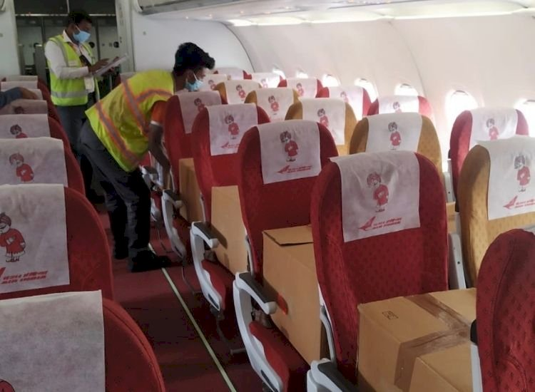 DGCA allows airlines to carry 22.5 kg cargo per seat in passenger compartments