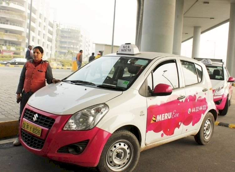 AAI asked to ensure easy passenger pick up for app-based cabs at airports