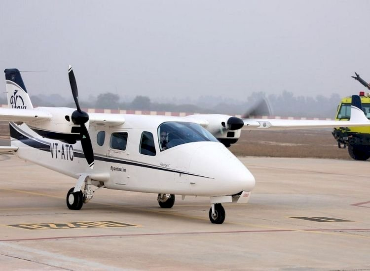 4-seater air taxi that can change the way Indians travel