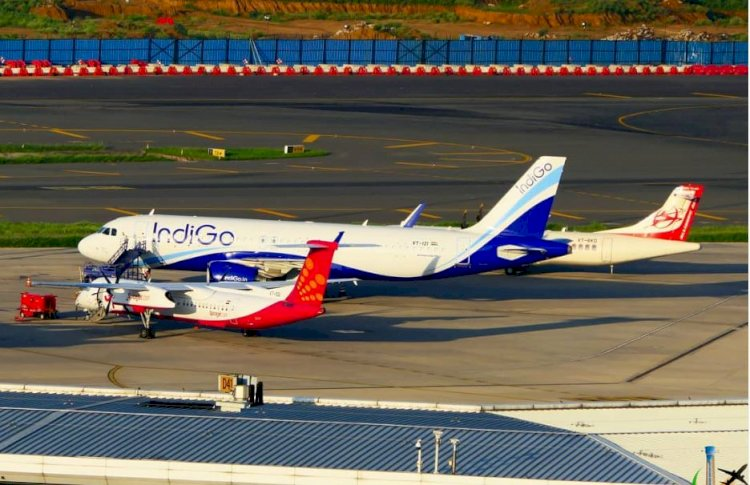 Covid-hit Indian aviation still some distance away from full recovery