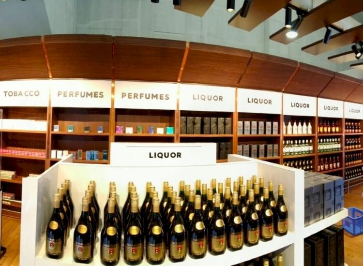 Kannur airport turns into shoppers' delight as GMR opens first duty-free outlet