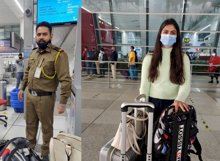 Noted shooter Manu Bhaker 'harassed' by Air India staff; airline pleads innocence