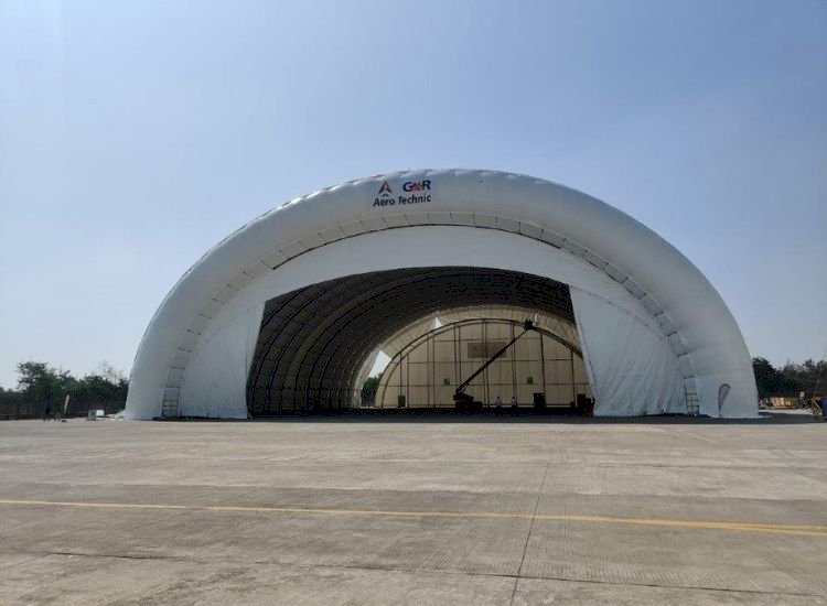 Why the world is shifting towards inflatable hangars for aircraft maintenance