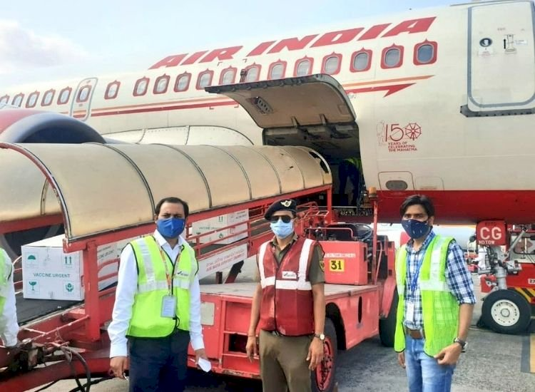 Air India agrees to vaccinate staff, but only after union's threat