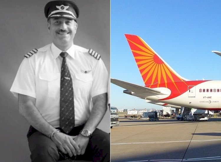 Air India martyr who took coronavirus head-on even without vaccine shield