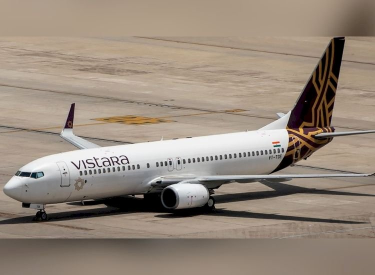 Vistara plane flies into trouble with 15 minutes for landing